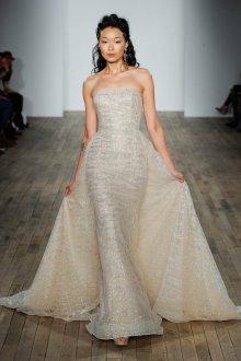 Свадебное платье айвори весна 2019