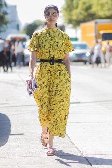 Повседневное платье льняное