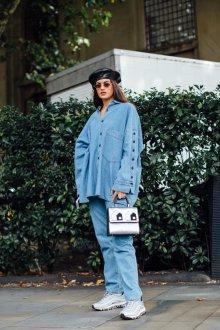 С чем носить кеды модные