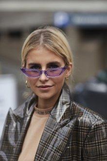 Очки 2019 с фиолетовыми стеклами