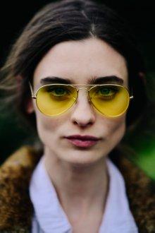 Очки 2019 со стеклами