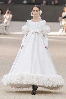 Свадебное платье для беременных колокол