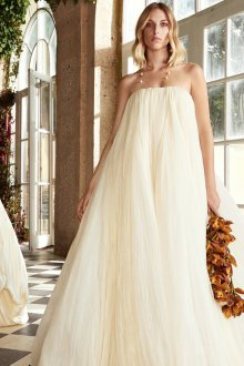 Свадебное платье для беременных оверсайз
