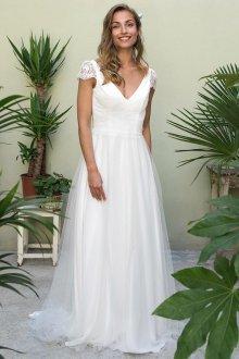Свадебное платье для беременных пышное