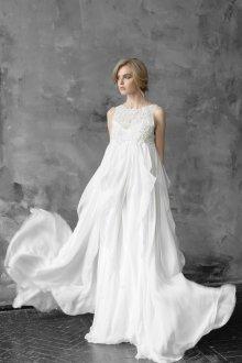 Свадебное платье для беременных свободное