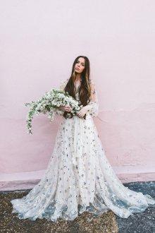 Свадебное платье для беременных со звездами