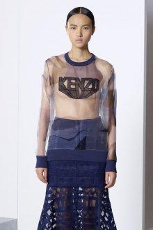 Блузка прозрачная с надписью