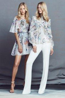 Блузка прозрачная тенденции
