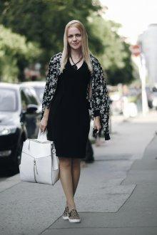 Белый рюкзак стильный