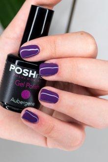 Фиолетовый маникюр гель лаком
