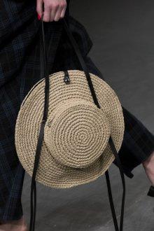 Вязаная сумка оригинальная