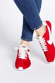 Красные кеды кроссовки