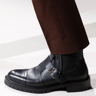 Лоферы мужские ботинки