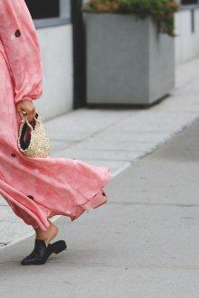 Лоферы женские с платьем