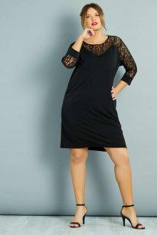 Платье для женщин с животом гипюровое