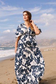 Платье для женщин с животом пляжное