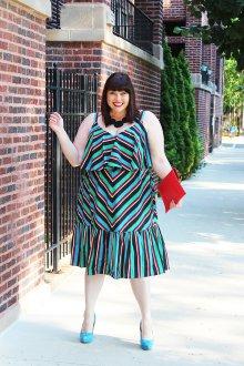 Платье для женщин с животом тренды