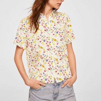 Блузка с коротким рукавом 2019
