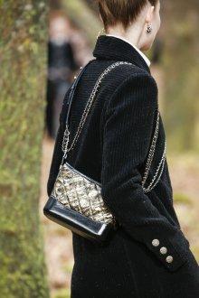 Золотая сумка Chanel маленькая