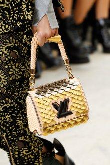 Золотая сумка красивая