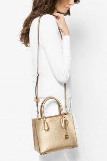 Золотая сумка квадратная