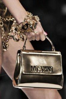 Золотая сумка маленькая