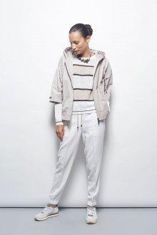 Белые женские брюки чиносы