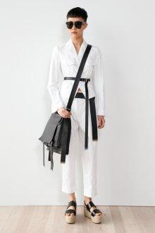 Белые женские брюки варианты