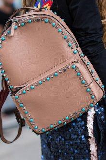 Рюкзак для подростков бежевый