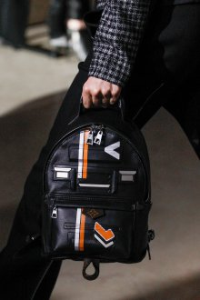 Рюкзак для подростка с геометрическим принтом