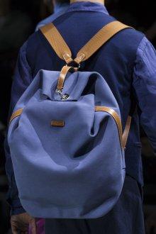 Рюкзак для подростка голубой