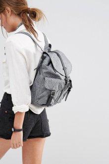 Рюкзак для подростка в горошек