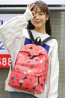 Рюкзак для подростка коралловый