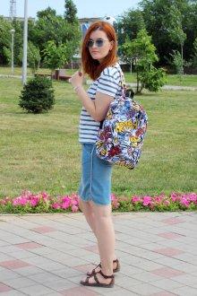 Рюкзак для подростка крутой