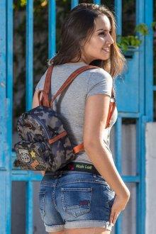 Рюкзак маленький для подростка девочки