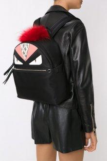 Рюкзак для подростка с мехом