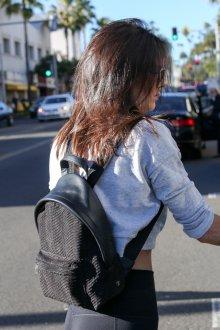 Рюкзак для подростка однотонный