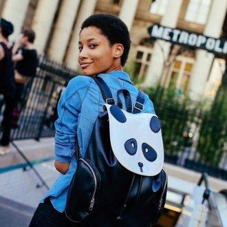 Рюкзак для подростка панда