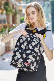 Рюкзак для подростка с ромашками
