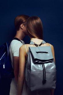 Рюкзак для подростка серый