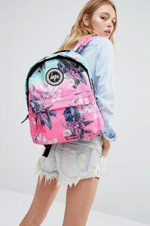 Рюкзак для подростка тканевый с рисунком