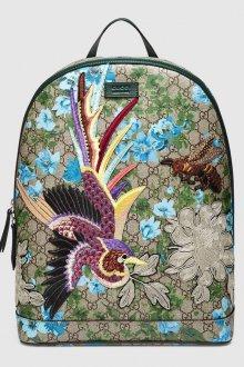 Рюкзак для подростка тканевый с вышивкой