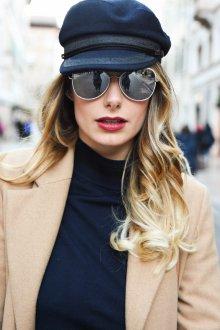 Зеркальные очки аксессуары