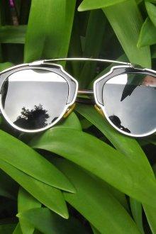 Зеркальные очки брендовые