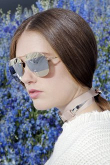Зеркальные очки Dior