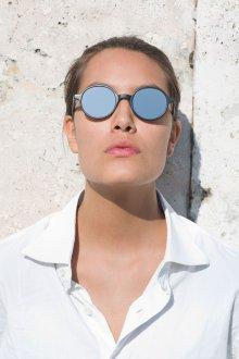 Зеркальные очки матовые