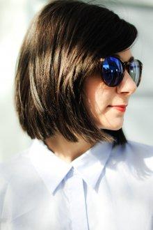 Зеркальные очки солнцезащитные