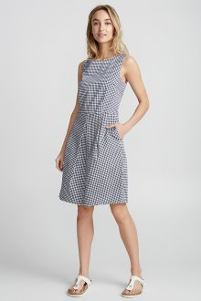 Платье из штапеля офисное