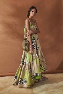Платье из штапеля тренды