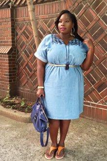 Сарафан платье для полных